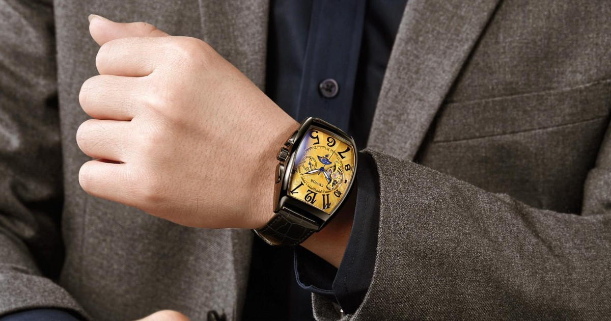 How to choose a watch that fits his style?