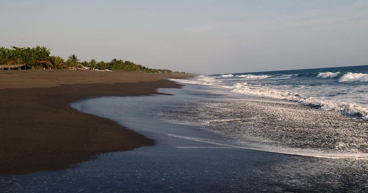What are the most beautiful beaches in Guatemala for swimming and surfing